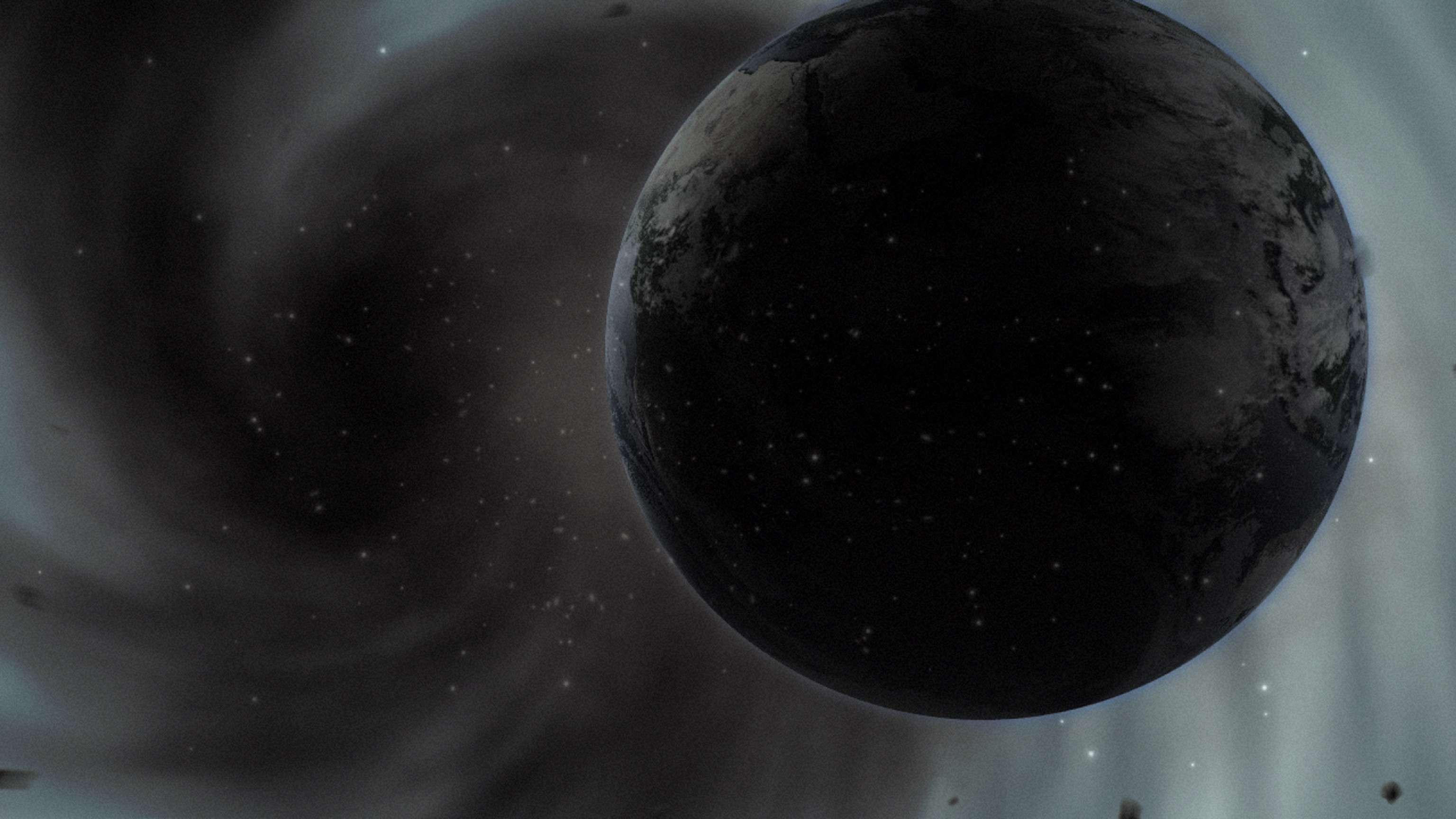 17389_CGI Black Hole Swallows Earth